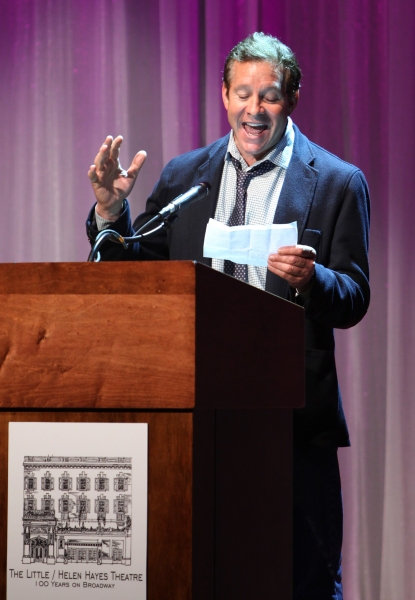 Photo Coverage: The Helen Hayes Theatre Turns 100! Harvey Fierstein & More!