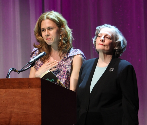 Jessica Hecht & Dana Ivey at The Helen Hayes Theatre Turns 100! Harvey Fierstein & More!