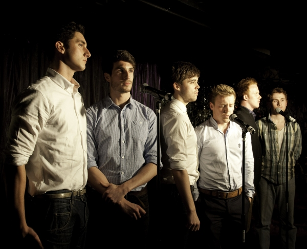 Gareth Andrews, James Darch, Colin Burnicle, Andrew Bryant, Andrew Waldron and David  Photo