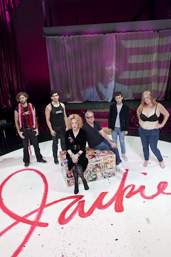 Lance Horne, Steel Burkhardt, Justin Vivian Bond, Scott Whittman, Cole Escola, Bridget Everett at First Look - Scott Wittman's JUKEBOX JACKIE at La MaMa!