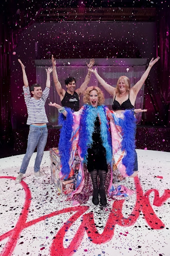Photo Flash: First Look - Scott Wittman's JUKEBOX JACKIE at La MaMa!