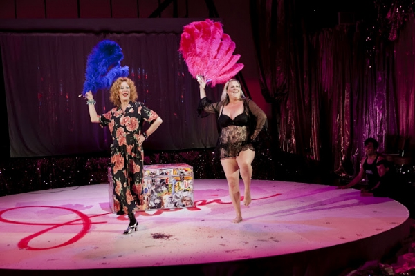 Justin Vivian Bond, Bridget Everett at First Look - Scott Wittman's JUKEBOX JACKIE at La MaMa!