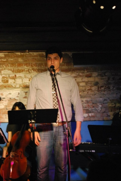 Photo Flash: Inside SONDHEIM UNPLUGGED with Will Collyer, Melissa Hoff, et al.
