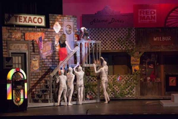 Photo Flash: West Orange High School Theatre Presents ALL SHOOK UP; Plays Thru 5/27