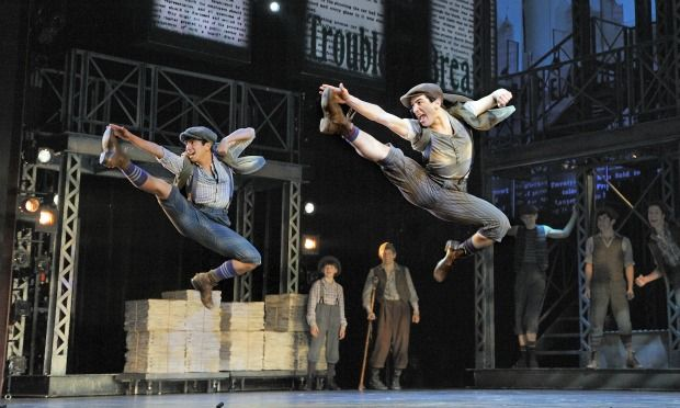 FLASH SPECIAL: A Jeff Calhoun Celebration - From GREASE to NEWSIES