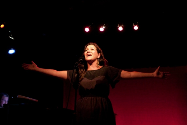 Photo Flash: Whitney Brown, Amanda Savan, et al. in UNPUBLISHED CABARET