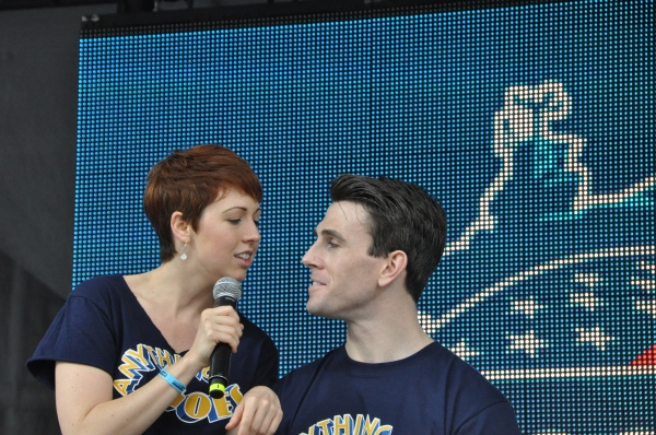 Kiira Schmidt and Derek Hanson Photo