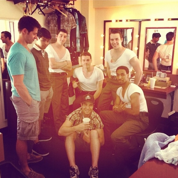 JERSEY BOYS' Devon Goffman and Company (National Tour) Photo