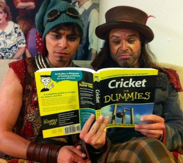 Stratford Shakespeare Festival's Kyle Golemba and Company Photo