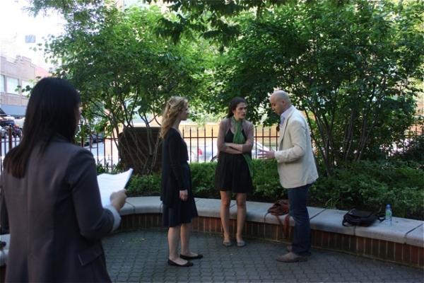 Sanja Danilovic, Nitzan Mager, and Tony Raymond