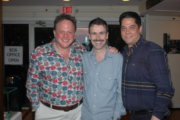 Bruce Sloan, Matt McGrath and Douglas Petri