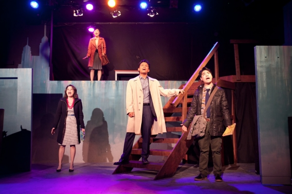 Photo Flash: Yes, and ... Productions Kicks Off LA Premiere of ORDINARY DAYS