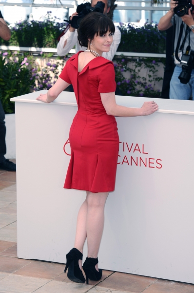 Photo Flash: COSMOPOLIS' Robert Pattinson, David Cronenberg et al. at 65th Cannes Film Festival