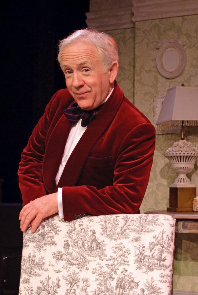 Emmy Winning Comedian LESLIE JORDAN In FRUIT FLY At The Waterfront