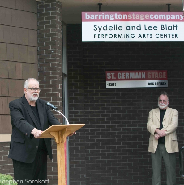 Photo Coverage: Barrington Stage Opens the Sydelle & Lee Blatt Performing Arts Center
