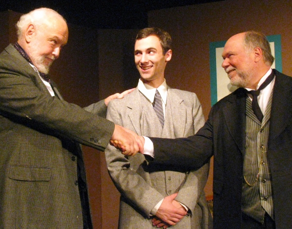 Doug Kline, Mark Smith, John Pinto