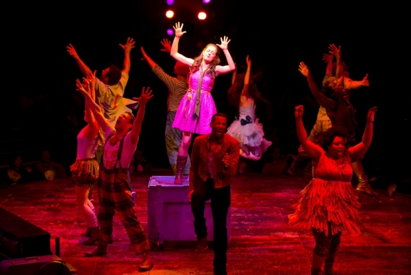 Photo Flash: New Photos - Hannah Elless Joins GODSPELL!