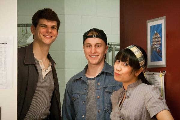 Will Burton, Scott Shedenhelm, and Jessica Wu
