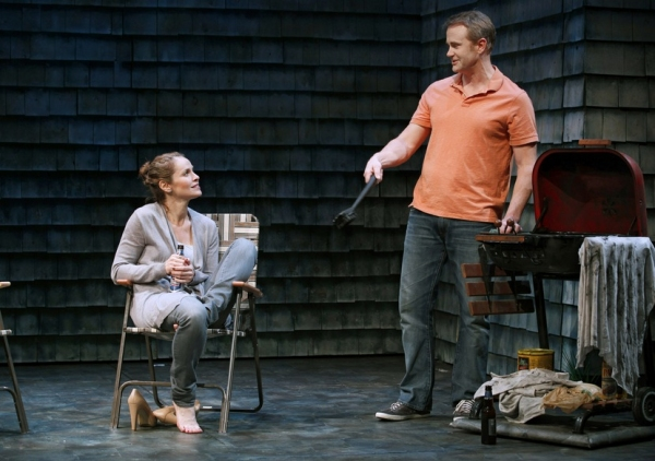 Photo Flash: Amy Brenneman, Beth Dixon, et al. in Playwrights Horizons' RAPTURE, BLISTER, BURN