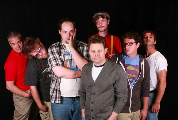 Keith Thompson, Nicholas Kelly, Zachary Allen Farmer (as Barry), Jeffrey M. Wright (as Rob), Ryan Foizey, Mike Dowdy (as Dick), and Todd Micali