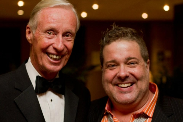 Tom Orr and Jesus Christ Superstar's Bruce Dow