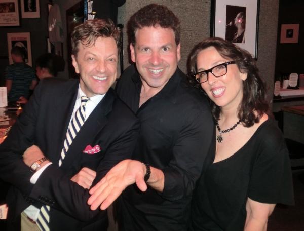 JIm Caruso, Michael Orland, Susie Mosher
