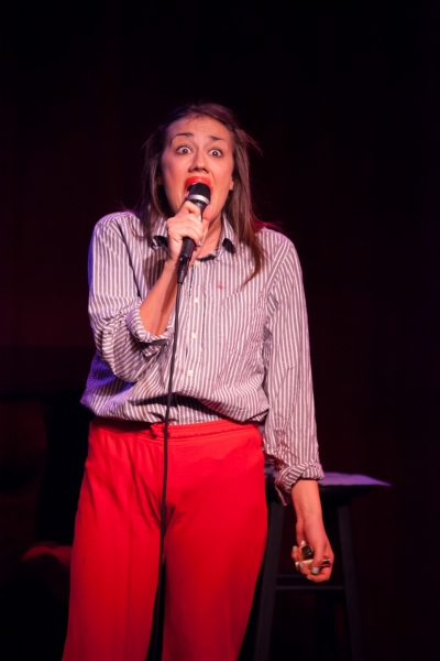 Photo Flash: Miranda Sings, Joshua Ledet, & More Visit Birdland!