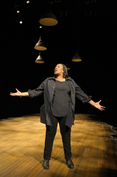 Photo Flash: First Look at Dael Orlandersmith in Berkeley Rep's BLACK N BLUE BOYS/BROKEN MEN