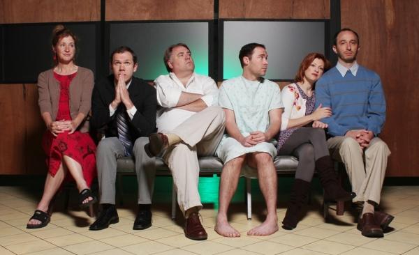 Diane Timmerman, Andy Perkins, Stephen Hunt, John Goodson, Angela Plank and Scot Gree Photo