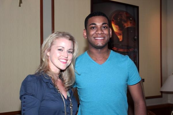 Rebecca Faulkenberry ,Joshua Ledet