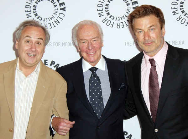 David Edelstein, Christopher Plummer, Alec Baldwin