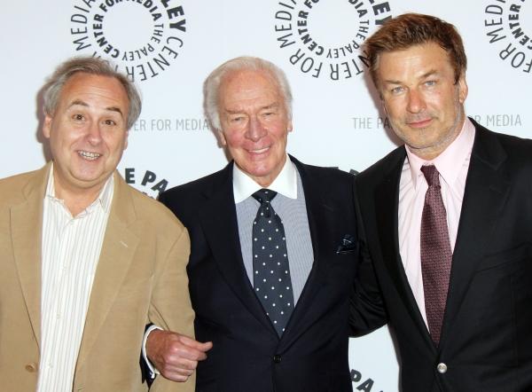 David Edelstein, Christopher Plummer, Alec Baldwin