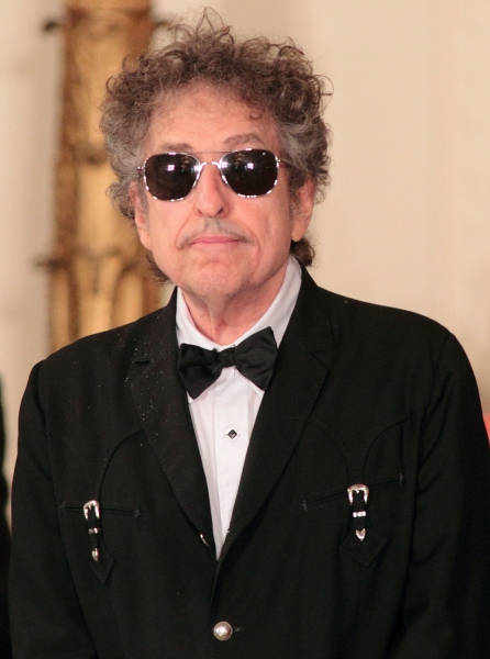 Bob Dylan at President Obama Awards Bob Dylan the Presidential Medal of Freedom