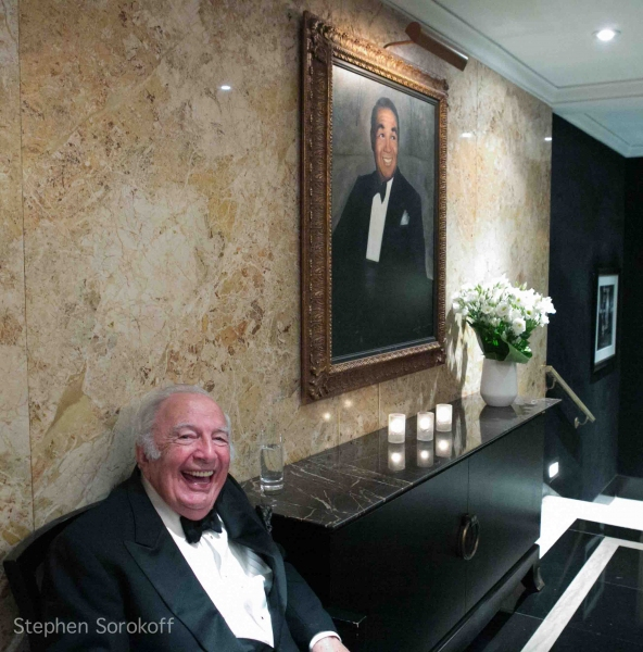 Bucky Pizzarelli & (Bobby Short) at The John Pizzarelli Quartet Plays Cafe Carlyle