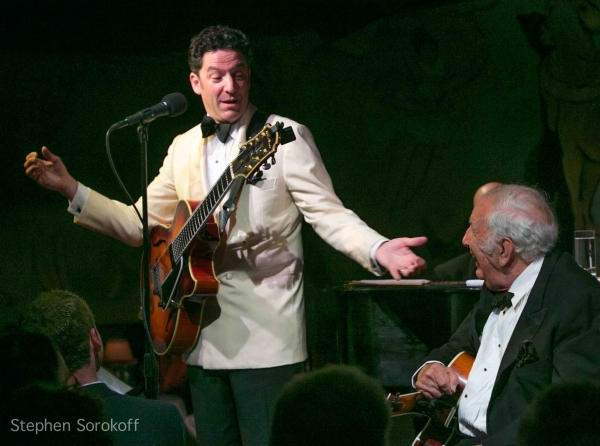 Photo Coverage: The John Pizzarelli Quartet Plays Cafe Carlyle