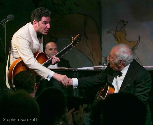 Photo Coverage: The John Pizzarelli Quartet Plays Cafe Carlyle