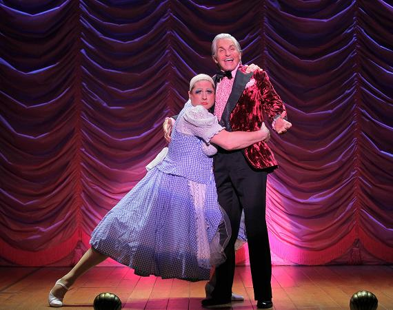 Tony Winning LA CAGE AUX FOLLES Comes To The Broward Center Starring GEORGE HAMILTON