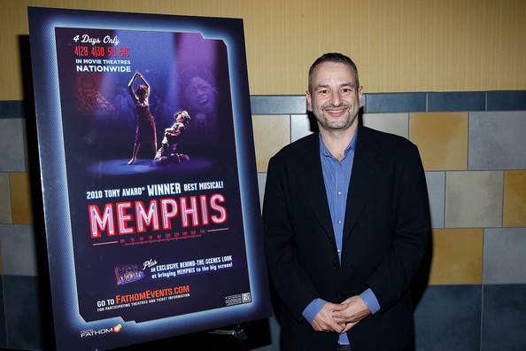 InDepth InterView Tony Awards Edition: Joe DiPietro - Part 1: MEMPHIS, Early Inspirations & Film Scoop!