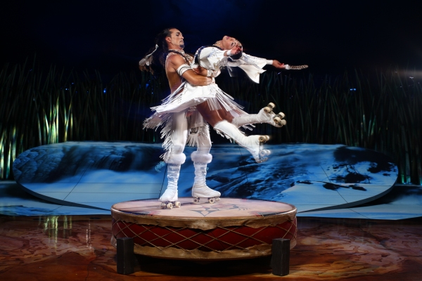 Cirque du Soleil at Sneak Peek at Cirque du Soleil's TOTEM in Boston