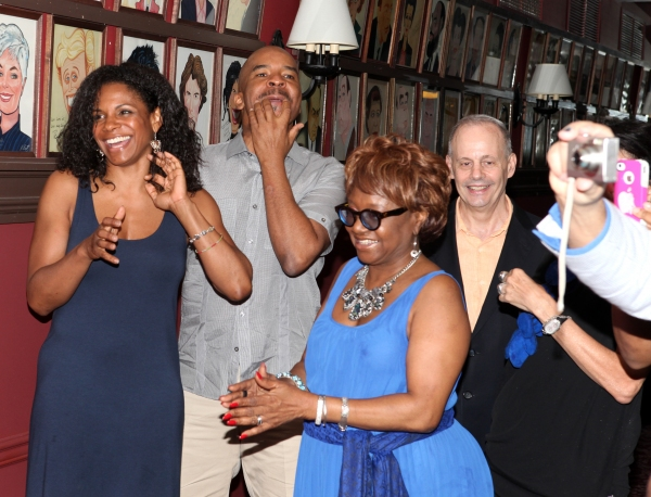 Audra McDonald, David Alan Grier, Irene Gandy & Jeffrey Richards