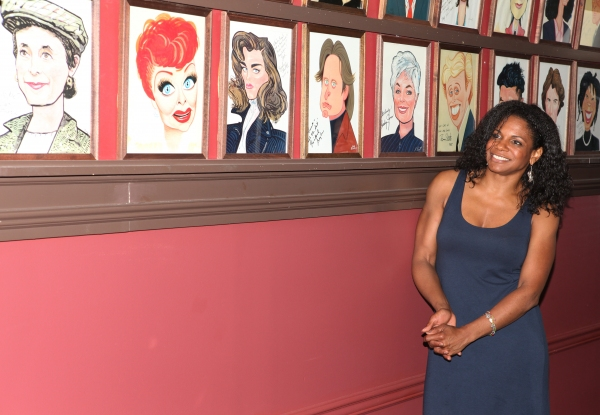 Photo Coverage: Norm Lewis Officially Joins Sardi's Wall of Fame