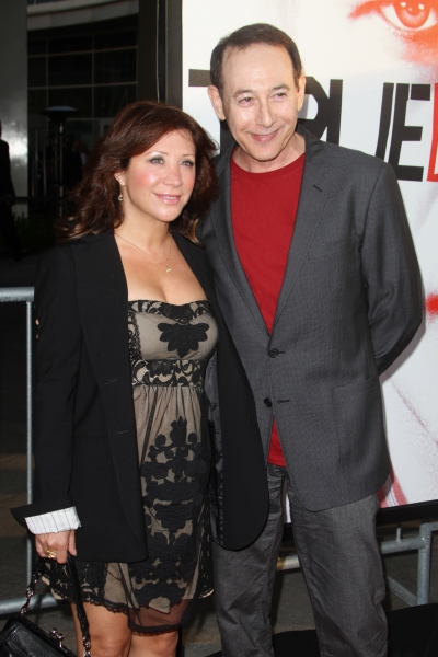 Cheri Oteri and Paul Reubens