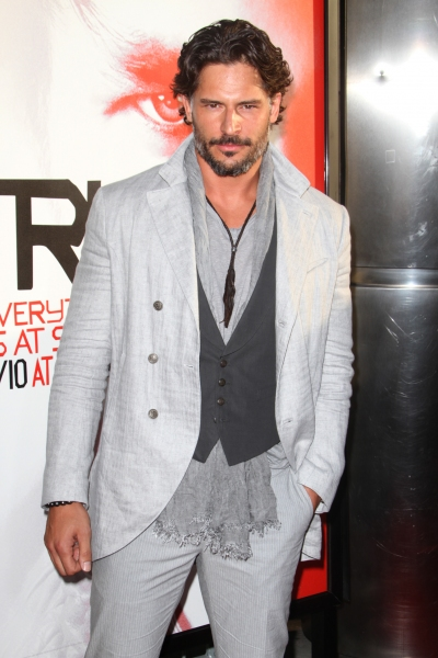 Joe Manganiello at Anna Paquin & More at TRUE BLOOD Season 5 Premiere