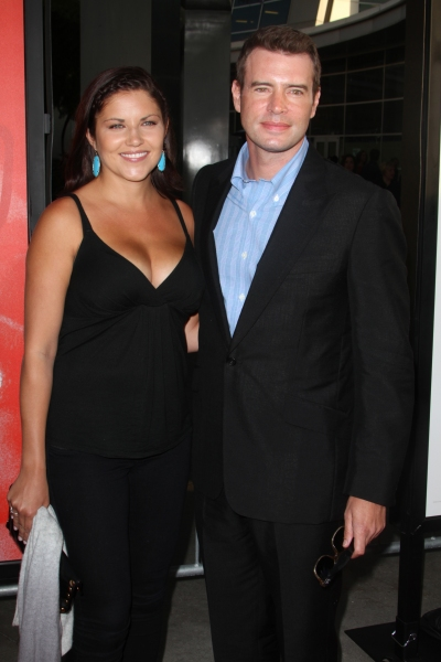 Scott Foley at Anna Paquin & More at TRUE BLOOD Season 5 Premiere