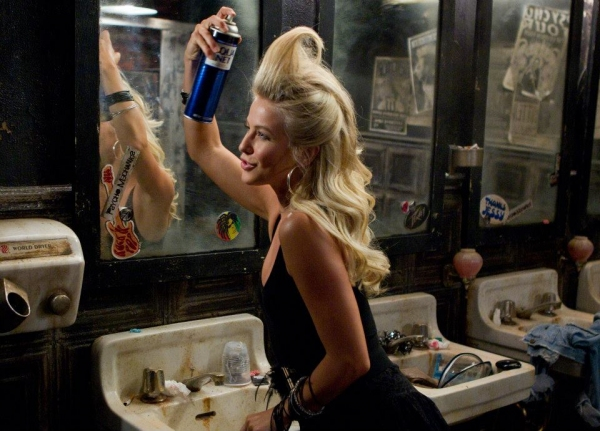 Julianne Hough at New ROCK OF AGES Stills Released!