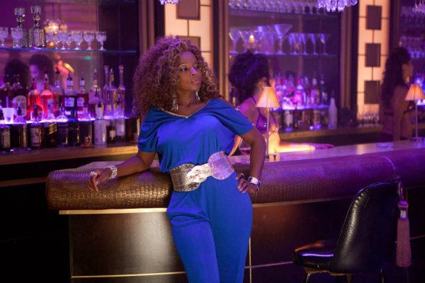 Mary J. Blige at New ROCK OF AGES Stills Released!