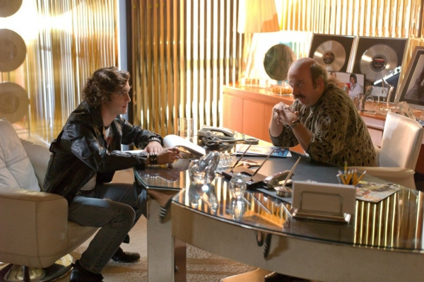 Diego Boneta, Paul Giamatti