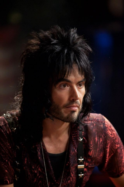 Russell Brand at New ROCK OF AGES Stills Released!