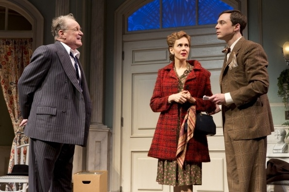 BWW TV: Jim Parsons Opens in Roundabout Theatre's HARVEY Tonight, 6/14!
