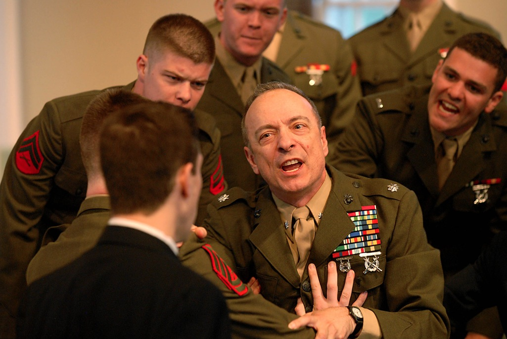 2nd story theatre presents a few good men 6 1 24 for Second story theater